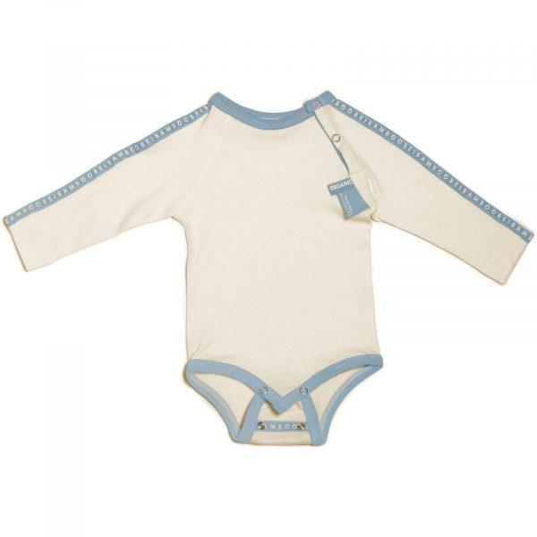 Baby Grow Denim blue clothing