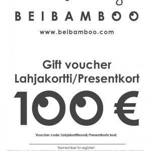 Geschenk Gutschein100 €-0